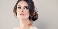Perfect,Fashion,Model,Woman,With,Beautiful,Hairstyle.,Prom,Or,Bride
